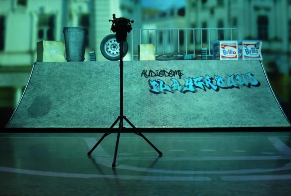 AudiodomePlayground